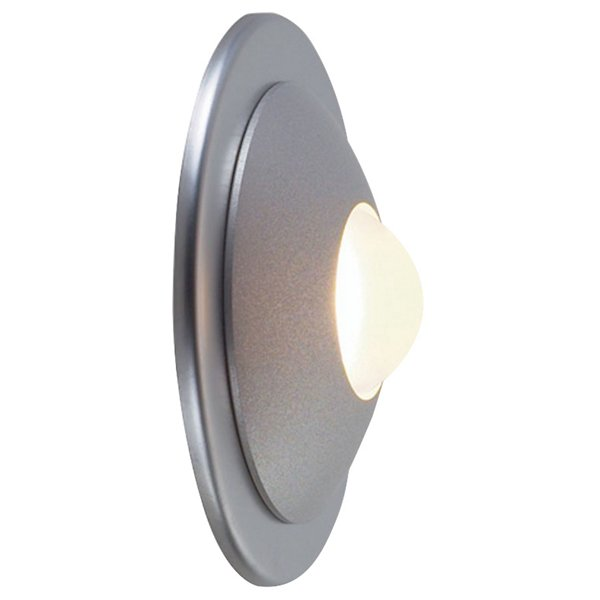 Ledra Orbi Led Recessed Wall Light By