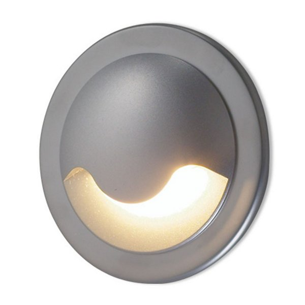Ledra Uno Led Recessed Wall Light By