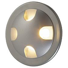Ledra Quattro LED Recessed Wall Light