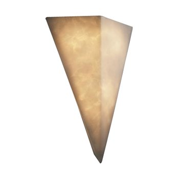 Clouds Triangle Wall Sconce