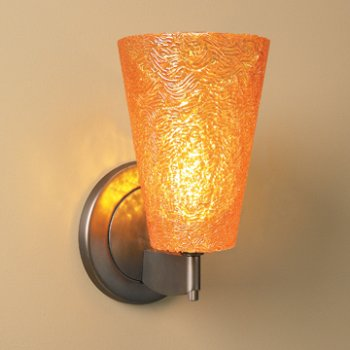 Bling II Round Sconce