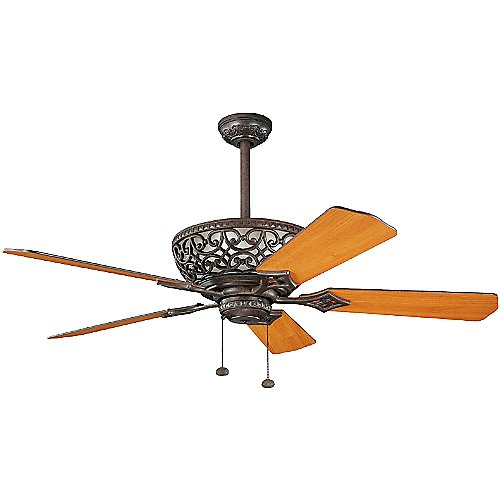 Cortez ceiling fan by kichler at lumens com