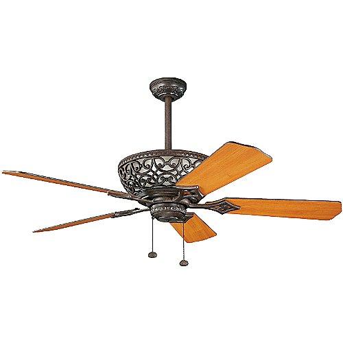 Cortez ceiling fan by kichler at lumens com