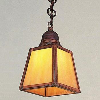 Shown in Raw Copper finish