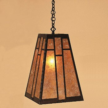 Shown in Rustic Brown finish