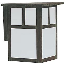 Mission Outdoor Wall Sconce