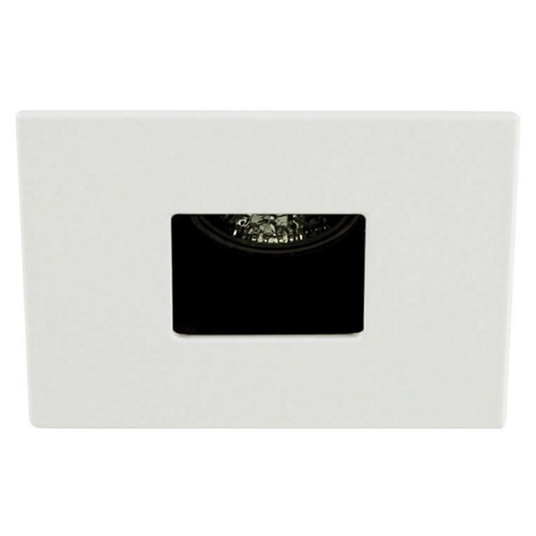 R3151W Wall Washer, Adjustable, Square/Square Trim