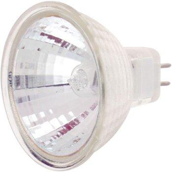 50W 120V MR16 GU5.3 Halogen Lensed Bulb