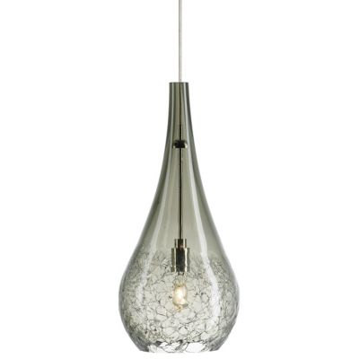 light pendant led art pin lighting glass mini my blown modern
