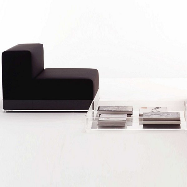 Plastics Armless Chair