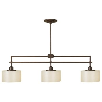 Shown in Corinthian Bronze with Pearl shade
