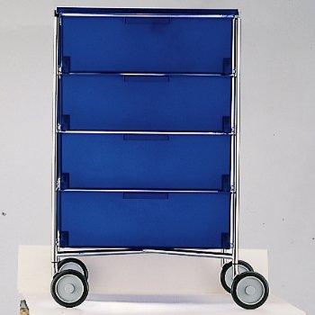 Shown in Translucent Cobalt