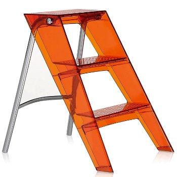 Shown in Orange Red