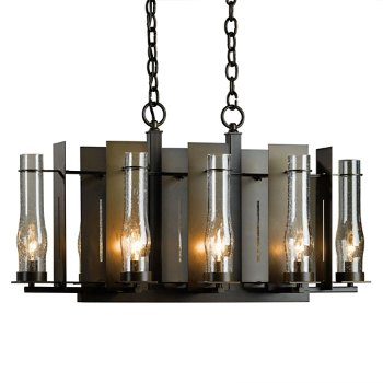 New Town 8-Light Chandelier
