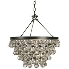 Bling Chandelier/Semi-Flushmount Light