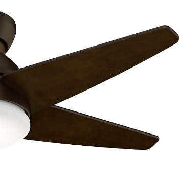 Shown in Brushed Cocoa with Espresso, 44 Inch