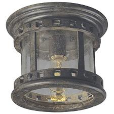 Santa Barbara VX Outdoor Flushmount Light