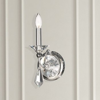 Shown in Polished Silver finish