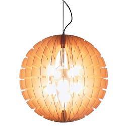 Helios 60 Wood Pendant