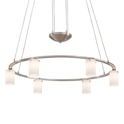 P8025 Counter Weight Chandelier by George Kovacs at Lumens – George Kovacs Chandelier