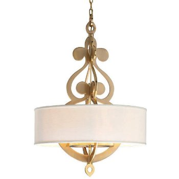 Shown in Polished Brass finish, Large size