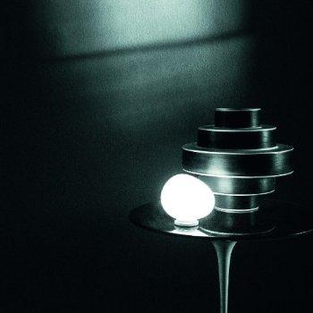 Gregg Table Lamp, In use