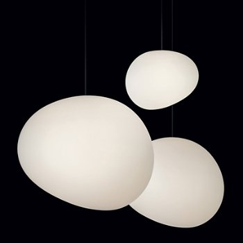 Shown in White shade, collection, lit