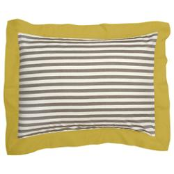 Draper Stripe Pillow Sham Pair