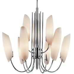 Stella 2-Tier Chandelier