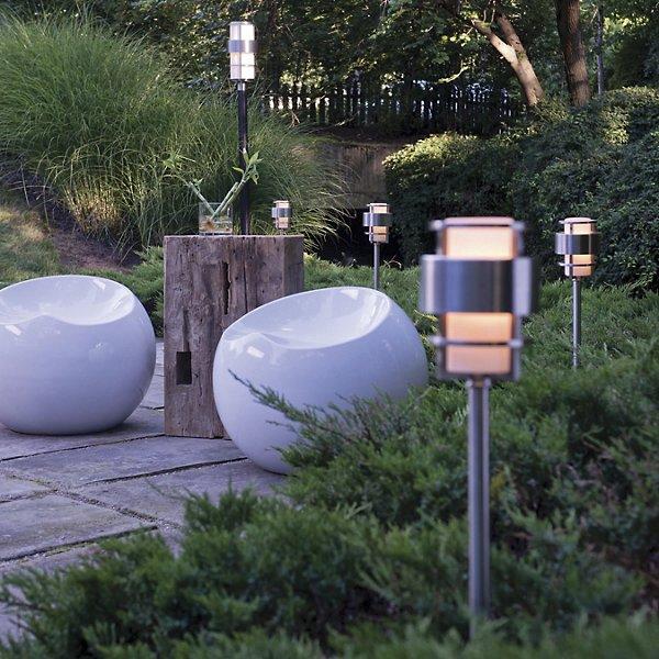 Saturn LED Path Light