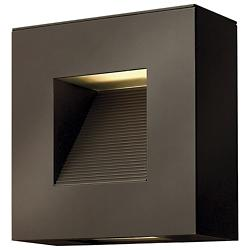 Luna Square Outdoor Wall Sconce