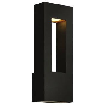 Shown in Satin Black with Etched Glass