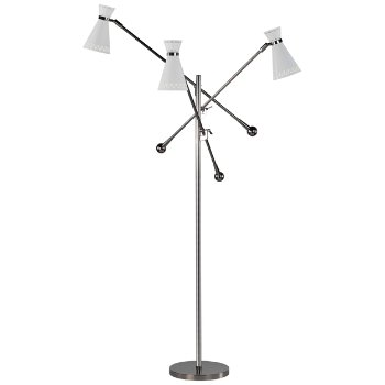 Havana 3-Arm Floor Lamp