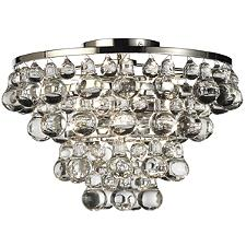 Bling Flushmount Light