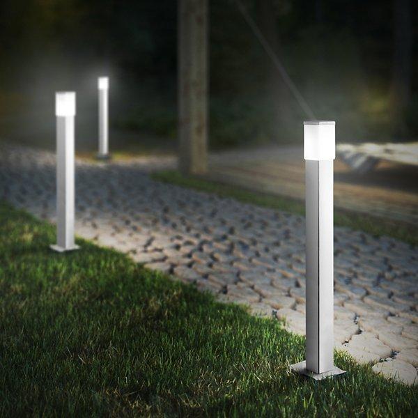 Calgary Post Lamp