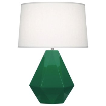 Shown in Emerald Green color