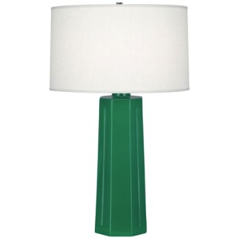 Shown in Emerald Green finish