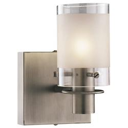 5000 Series Wall Sconce (Antique Nickel) - OPEN BOX RETURN