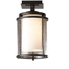 Meridian Outdoor Semi-Flushmount Light