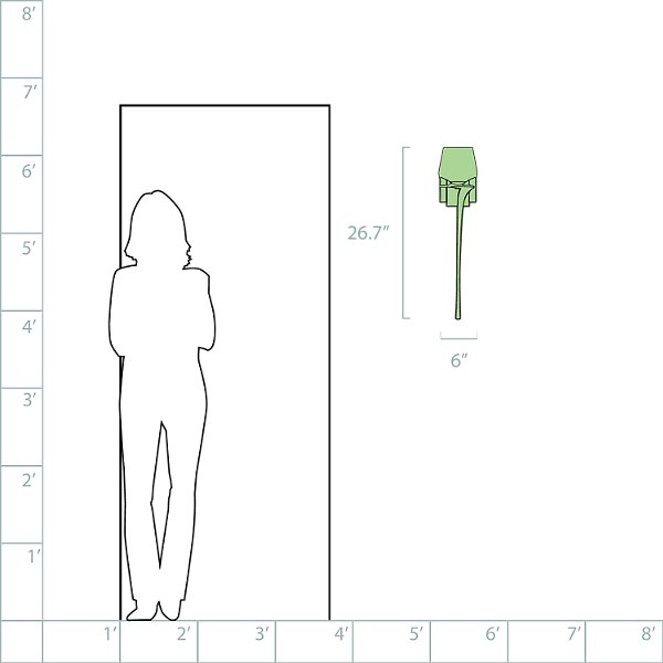 Antasia Wall Sconce No. 204710