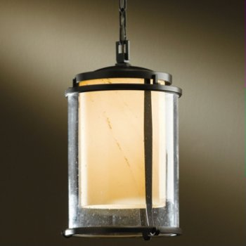 Meridian Large Outdoor Pendant