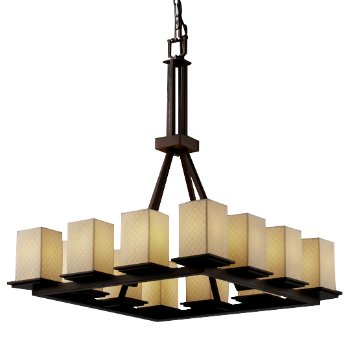 Limoges Montana 12 Light Chandelier
