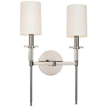 Amherst 2-Light Wall Sconce