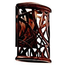 Maya Palm LED Outdoor Wall Sconce