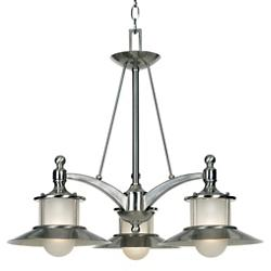 New England Downlight Chandelier