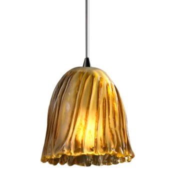 Veneto Luce Mini Pendant (Tulip/Whitewash/Dark Bronze/WHite) - OPEN BOX RETURN