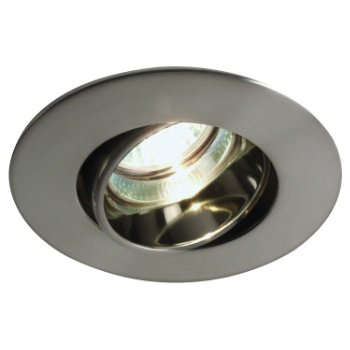 Shown in Specular Clear, Satin Nickel finish