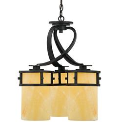 Kyle Downlight Chandelier