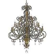 Marquette 3-Tier Chandelier