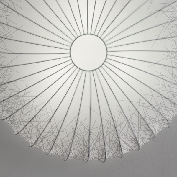 Muse Sticks Wall/Ceiling Light